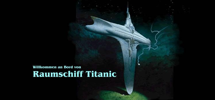 Unterwegs mit dem Raumschiff Titanic