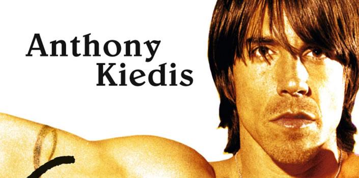 Anthony Kiedis: Scar Tissue