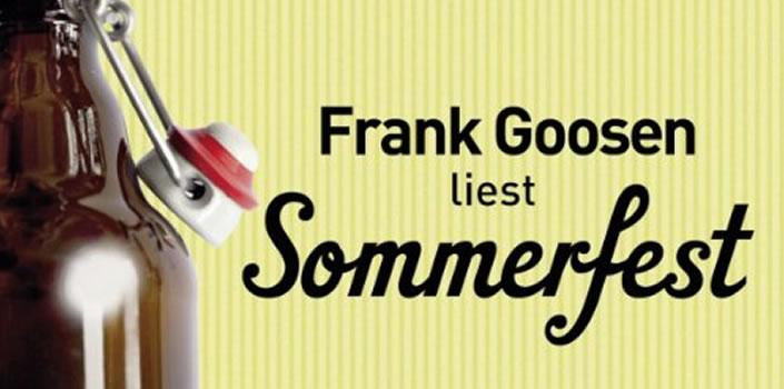 Frank Goosen: Sommerfest