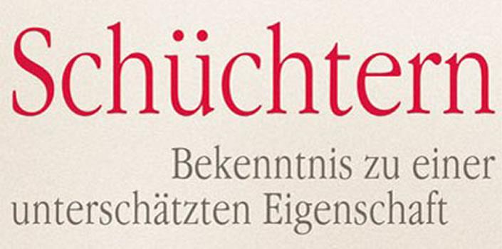 Florian Werner: Schüchtern