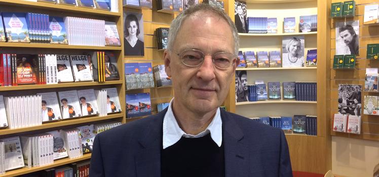 Im Interview: Bruno Preisendörfer