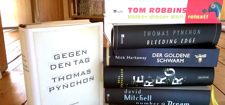 Sick Fiction – Abgedrehte Bücher