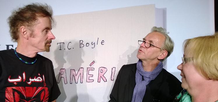 Über Boyle zum Bloggen