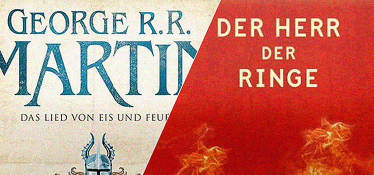Game of Thrones vs. Herr der Ringe
