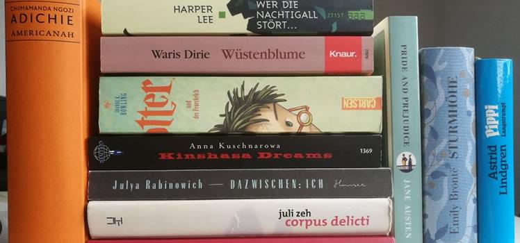 11 Frauen und ihre großartigen Bücher