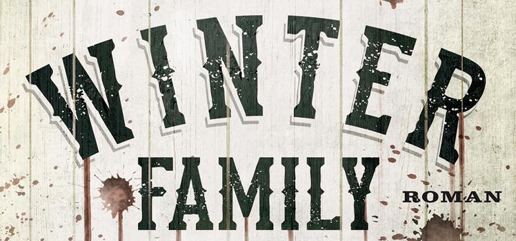 Clifford Jackman: Winter Family