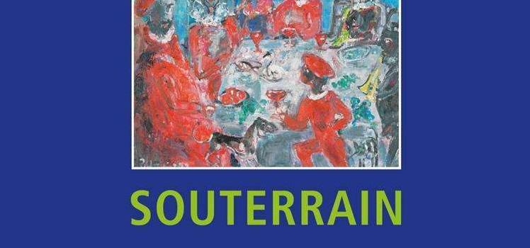 Lothar Quinkenstein: Souterrain: Skizze für einen Roman