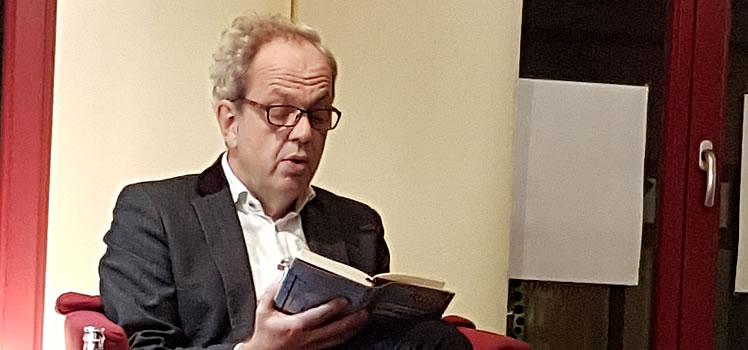 Im Interview: Michael Kumpfmüller
