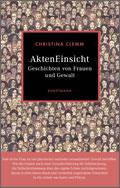 Christina Clemm: AktenEinsicht