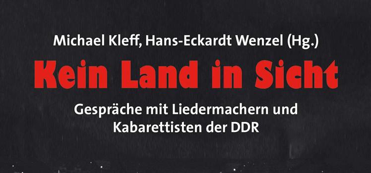 Michael Kleff, Hans-Eckhardt Wenzel (Hg.): Kein Land in Sicht