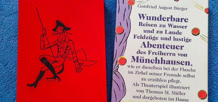 Gottfried August Bürger, Thomas M. Müller: Münchhausen