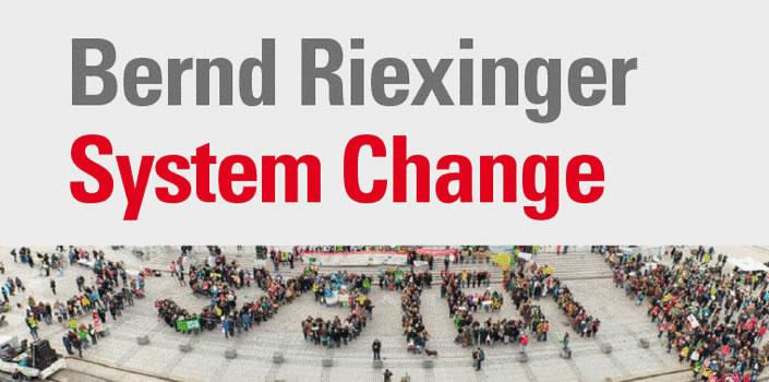 Bernd Riexinger: System Change