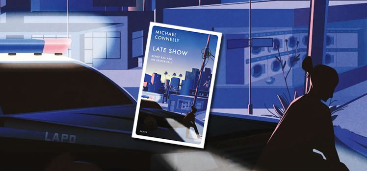 Michael Connelly: Late Show