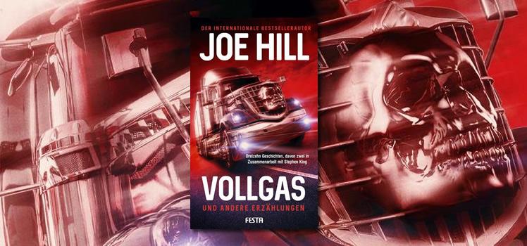 Joe Hill: Vollgas