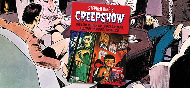 Stephen King, Bernie Wrightson: Creepshow